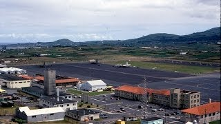 Lajes Air Base Azores December 1979 to July 1983