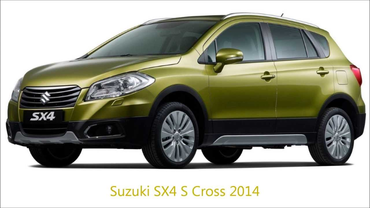 suzuki sx4 crossover review youtube autos post. Black Bedroom Furniture Sets. Home Design Ideas