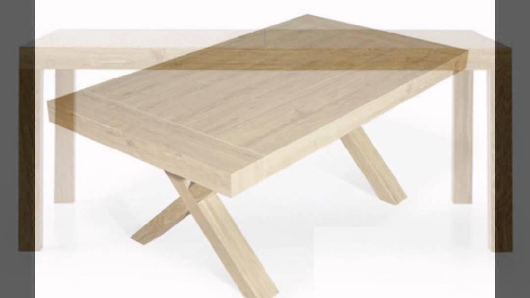 Legno Bianco Frassinato : Collezione tavoli moderni in legno frassinato bianco e rovere youtube