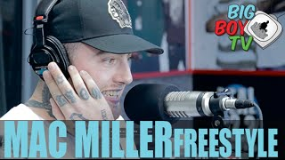 mac miller freestyle   bigboytv