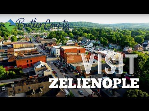 History of Zelienople