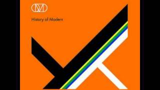 Omd - History Of Modern Part 1
