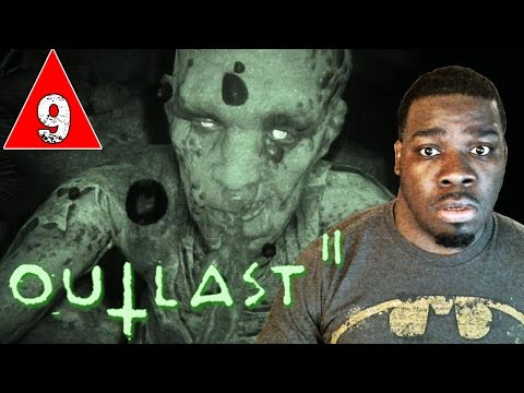 Outlast 2 Gameplay Walkthrough Part 9 - SICK INFECTED PEOPLE IN THE WOODS - Lets Play