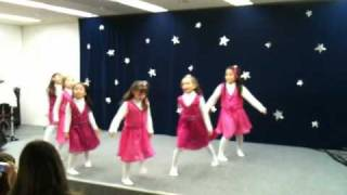 Dança Natalina