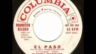 Marty Robbins - El Paso (Full length version)