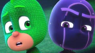 PJ Masks Episodes | Gekko VS Super Ninjalinos | 45 Minute Compilation - PJ Masks Official #117