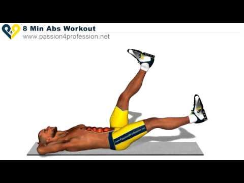 exercitii pentru un abdomen perfect