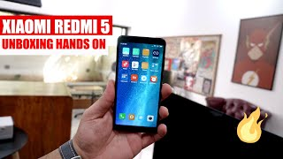 Xiaomi Redmi 5 Unboxing and Hands On - iGyaan