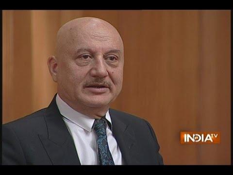 Why Pakistan Reject Anupam Kher's Visa: Anupam Kher in Aap Ki Adalat