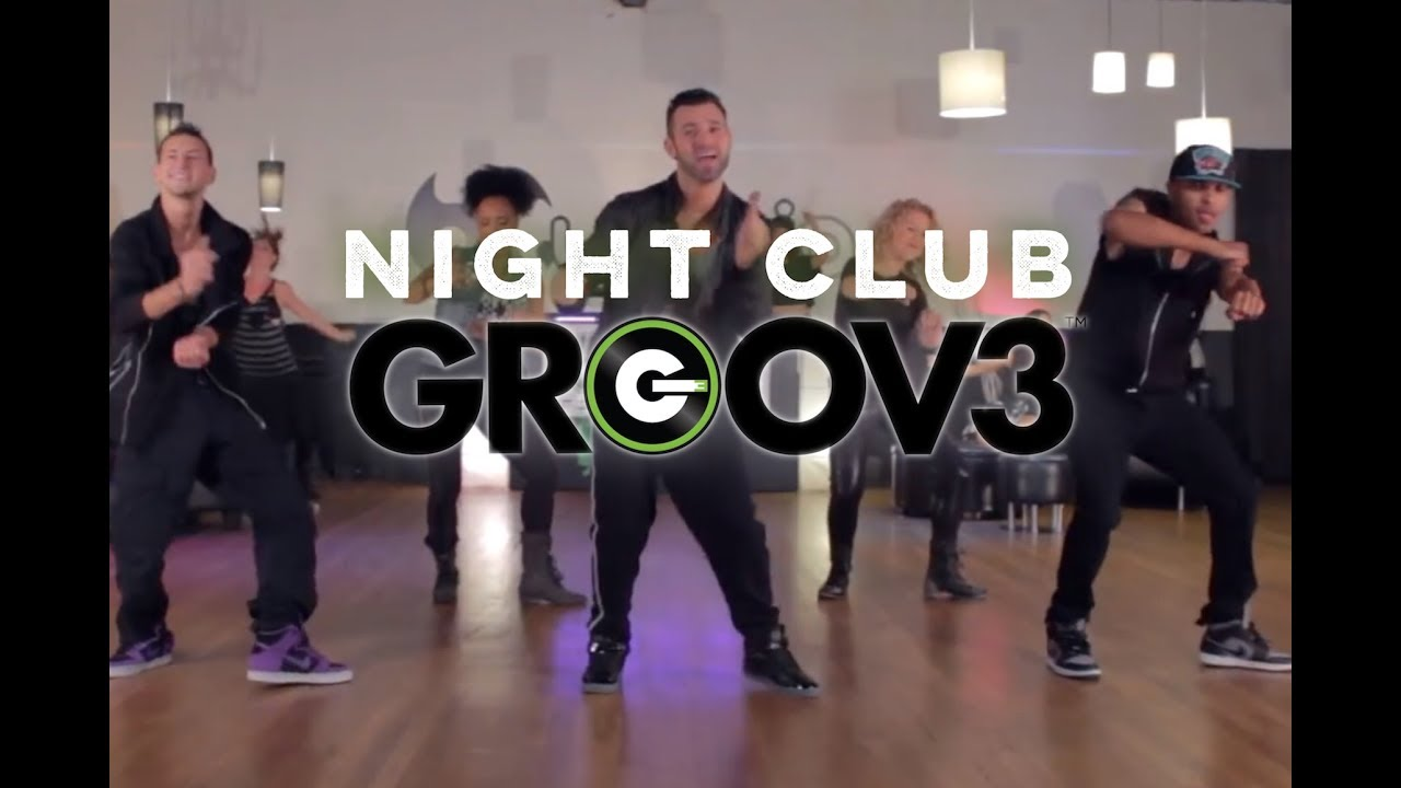 Night Club Groov3 Dance Fitness Workout With Benjami