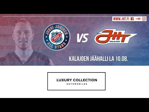 Jussi Jokinen All Stars - JHT 10.08.2019 Tapahtumakooste