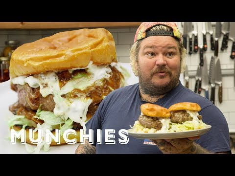 How To Make Matty Matheson's Ultimate Burger Recipe