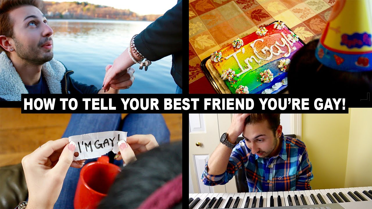 How To Tell If Your Friend Is Gay