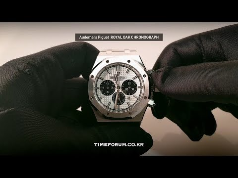[Hands-On] Audemars Piguet Royal Oak Chronograph