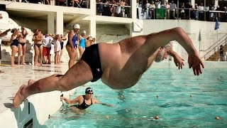 Best funny videos - thick diver - moments compilation - GoodMood (2 EDITION)