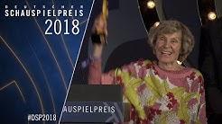 """Eva Ingeborg Scholz - Preisträgerin """"Starker Auftritt"""""""
