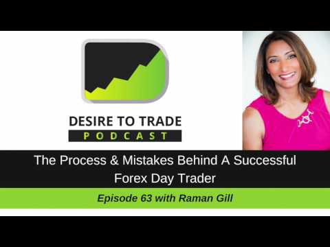 Raman Gill: Behind A Successful Forex Day Trader | Trader Interview (063)