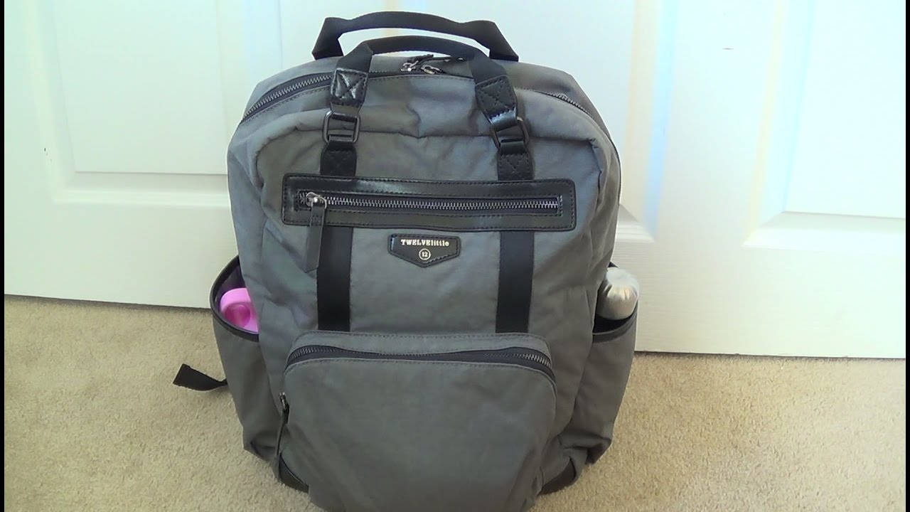 592ed7054cb1cb TWELVElittle Unisex Courage Backpack: Review & What's Inside - YouTube