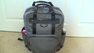TWELVElittle Unisex Courage Backpack: Review & What's Inside