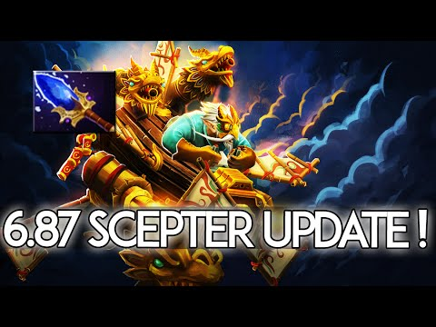 6.87 Patch Changes Dota 2 - Gyrocopter Aghanim's Scepter Rework! - YouTube
