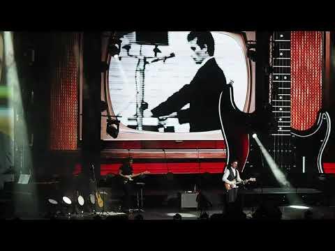 Вячеслав Бутусов - Эта музыка будет вечной ( Наутилус 35 БКЗ СПБ 02.11.17)