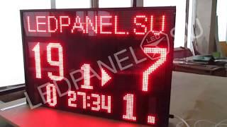 Спортивное универсальное табло для воллейбола(, 2015-01-29T08:55:28.000Z)