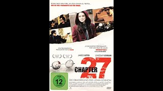 Trailer - CHAPTER 27 (Jared Leto)