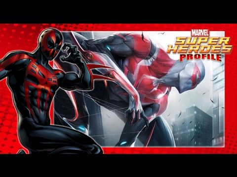 6 Star Spider-Man 2099 First Look Gameplay - Utility Noodle - Marvel Contest of Champions