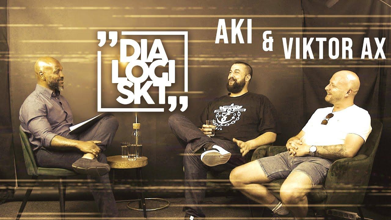 """Aki och Viktor Ax, Avsnitt 14, Uppsala:""""Rimfrost,reggae & hiphop!"""""""