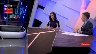 Newsroom - Дмитрий Гудков, Андрей Гривцов 12/03/2013 1 часть