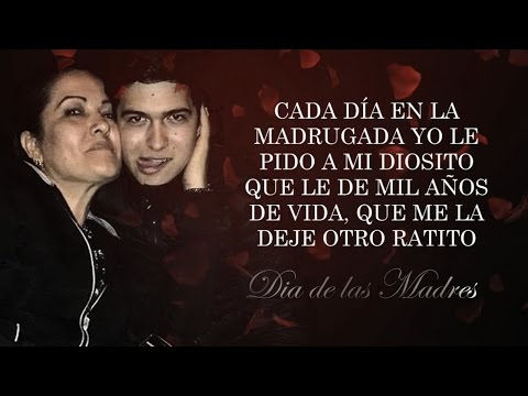 (LETRA) ¨PARA MI MADRE¨ - Ulices Chaidez (Lyric Video)