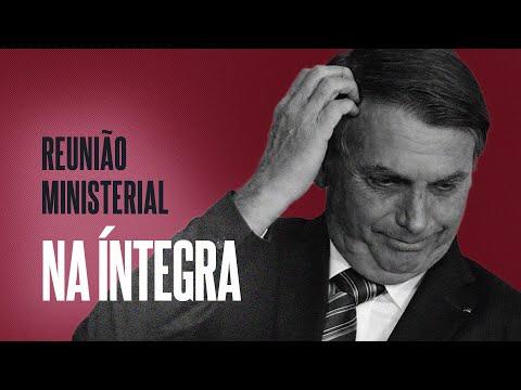 [NA ÍNTEGRA] VÍDEO COMPLETO DA REUNIÃO MINISTERIAL DO GOVERNO BOLSONARO DE 22 DE ABRIL