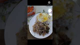 불고기&계란후라이 덮밥 만들기!!/덮밥/