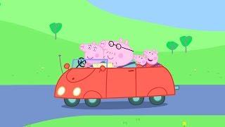Peppa Pig Français | Transport | Compilation
