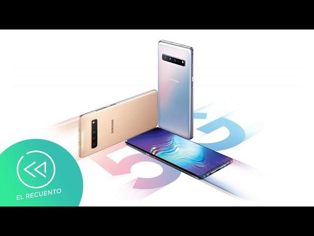 Samsung Galaxy S10 5G empata al P30 Pro | El Recuento