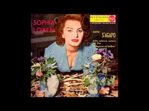 SOPHIA LOREN - S`AGAPO -1957 Vinyl