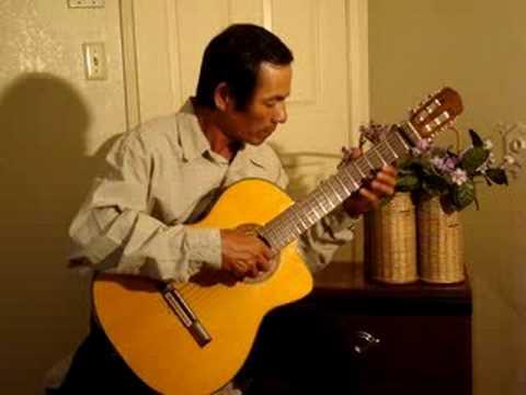 Doi Bo ( We are two bank of the same river ) ~ Guitar ~ www.NgoTin.com