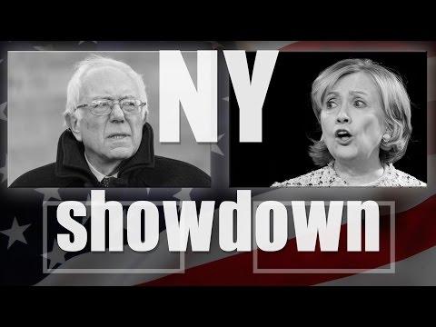 BERNIE SANDERS vs. HILLARY CLINTON - QUIZ - Who wins minority vote?  NY primary 2016