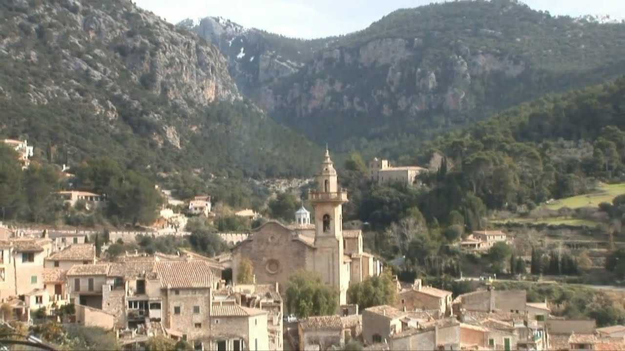 Valldemossa mallorca youtube for Valldemossa mallorca