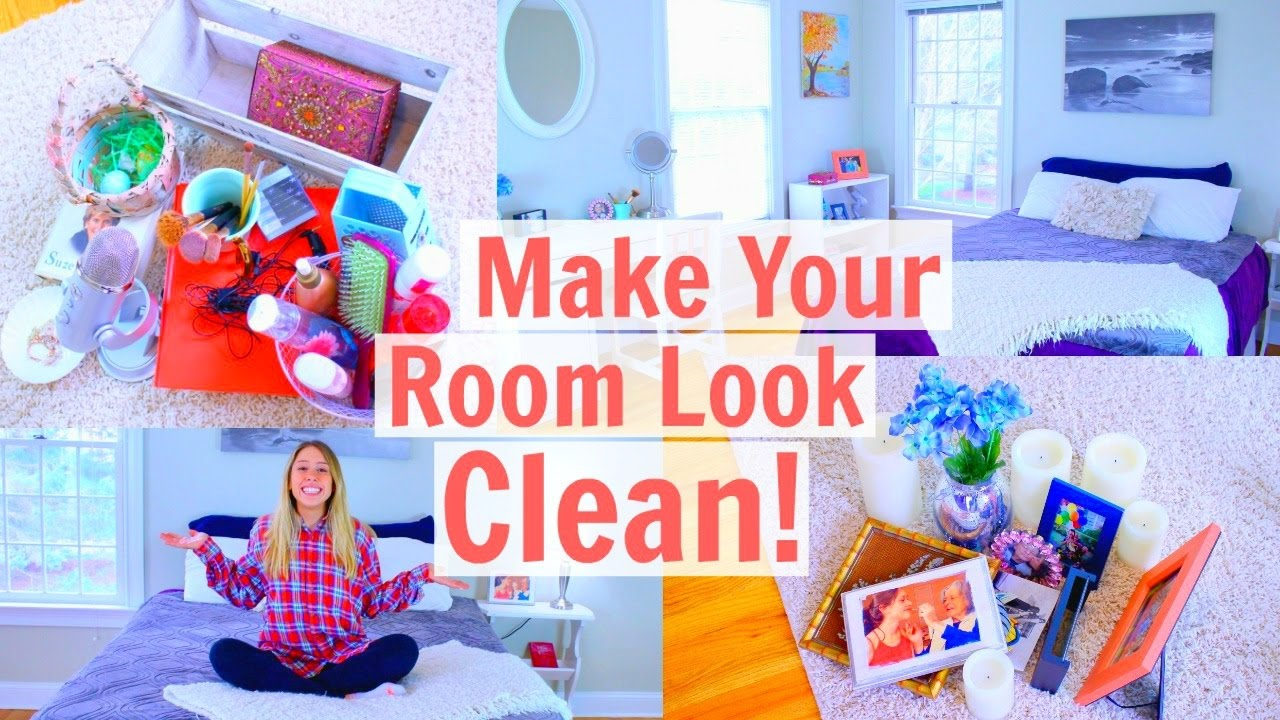 How To Make Your Room Look Clutter Free