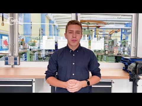 Duales Studium bei der MTU  Fachrichtung Maschinenbau