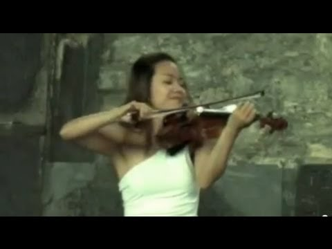 O'Connor's Caprice No. 1, played by Ning Kam: Queen Elisabeth Competition