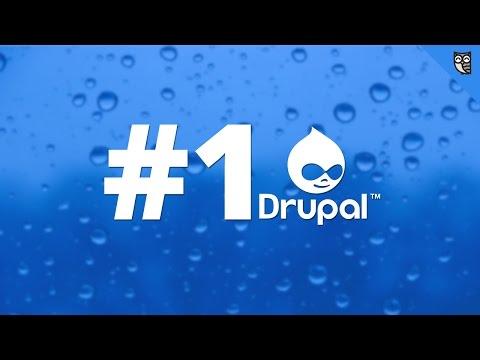 Cms Drupal 7 для начинающих - #1 - Введение