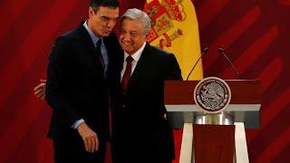 AMLO rechaza entrar en el grupo internacional sobre las crisis en Venezuela