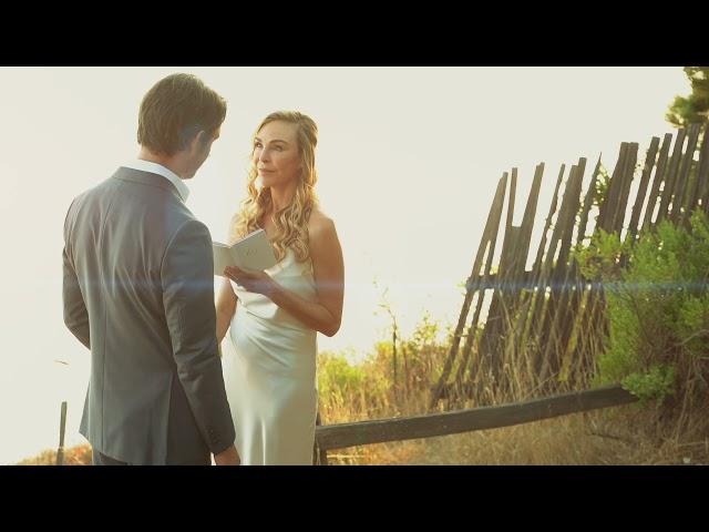 Shauna & William's Elopment Wedding 2021: BigSur, CA | Monterey Films |