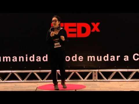 Rede social como laboratorio do pensamento - social networks: Marcia Tiburi at TEDxRibeirao