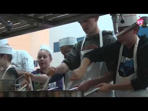 OUI CHEF Saison 2 Soupe de Potimarron