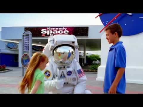 A Visit to Kennedy Space Center and Astronaut Training Experience