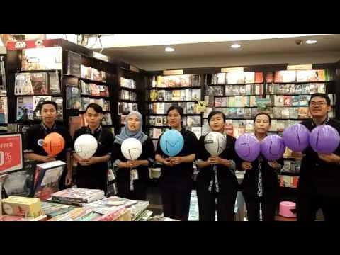 Periplus Bookstore Pondok Indah Mall