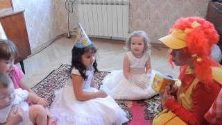Видеосъемка дня рождения ребенка(, 2014-08-25T14:23:28.000Z)